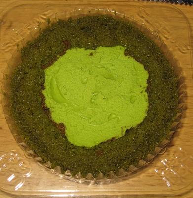 スプーンで食べるプレミアム宇治抹茶ロールケーキ