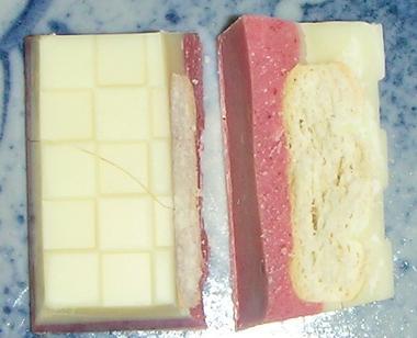 チロルチョコ(いちごショートケーキ味)
