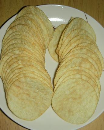 ポテトチップス(うましお味)
