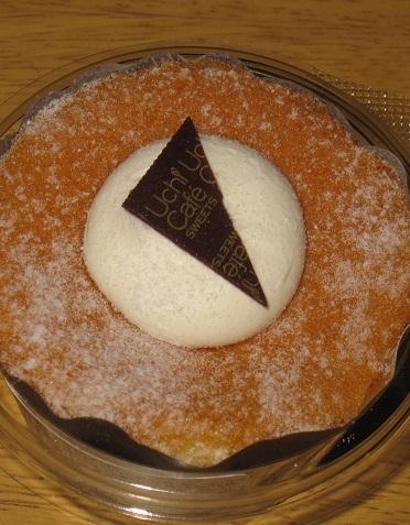 ふんわりシフォンケーキ(なめらかカスタード)