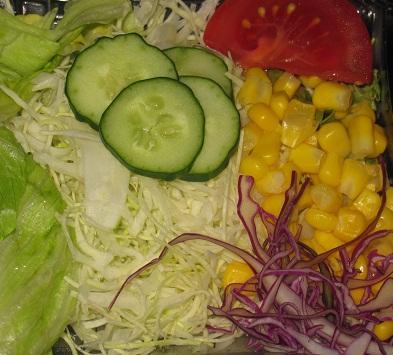 野菜サラダカップ