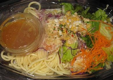海老マヨのパスタサラダ