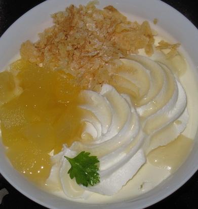 サワークリームアップルパイ
