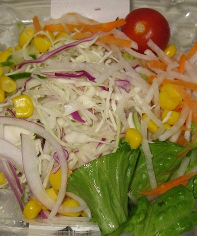 フレッシュ野菜サラダ