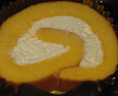 たまごの恵み至福のロールケーキ