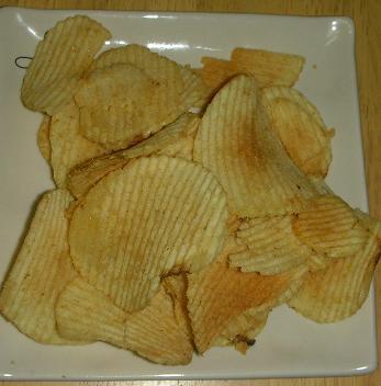 ポテトチップスてり焼きチキン