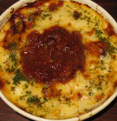 とろーりチーズのミートドリア