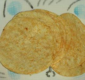 ガチャピン-ムックポテトチップスピザ味