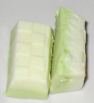 チロルチョコ(かき氷メロン)