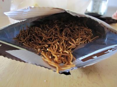 ベビースターラーメン細麺