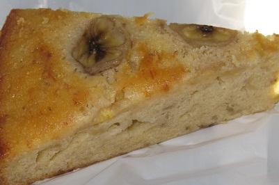 完熟バナナケーキ