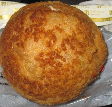濃厚クリームクッキーシュー