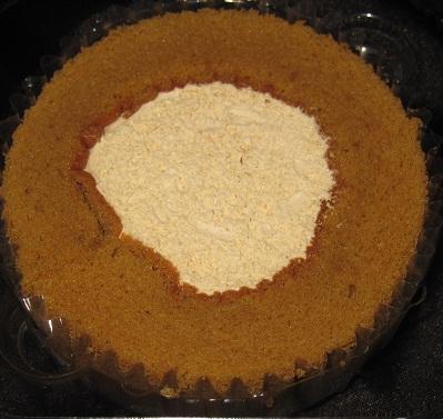 スプーンで食べるプレミアムブランのロールケーキ(紅茶)