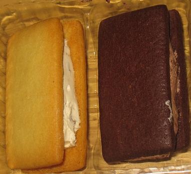 レーズン&チョコサブレ