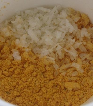 スープごはん(バターチキンカレー)