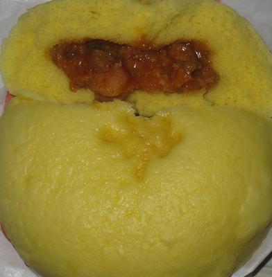 インドまん(タンドリーチキン味)