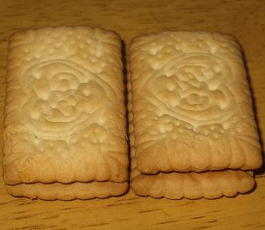 ビスコ(いちごミルク)