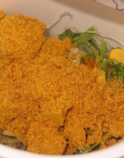 タニタ食堂監修 ヌードルはるさめ野菜のカレー