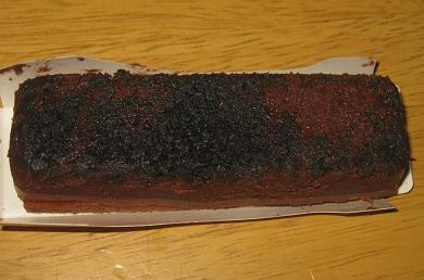 炭火焼肉たむら 炭の半熟ショコラバー