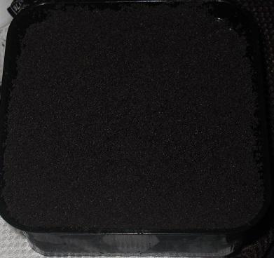 炭火焼肉たむら 黒レアチーズケーキ