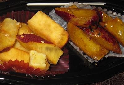 カリっと大学芋としっとりおさつ(鹿児島県産サツマイモ使用)