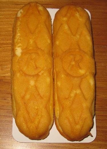HITOIKI CAFE カスタードスティックケーキ