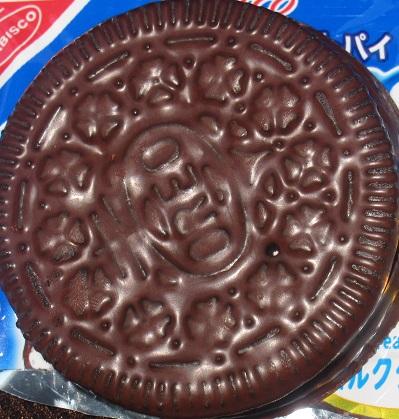 オレオ チョコレートパイ(ミルククリーム)