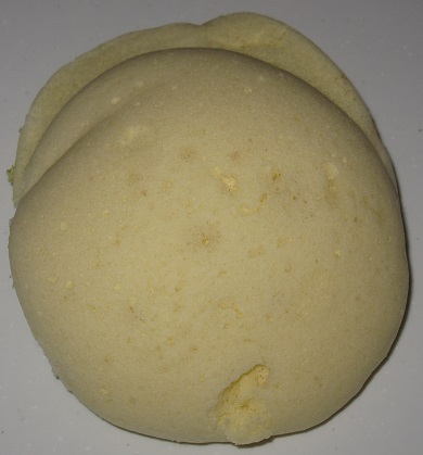 ふわふわオムレ(希少糖入りつぶあん&蒜山ジャージー牛乳入りの抹茶風味クリーム)
