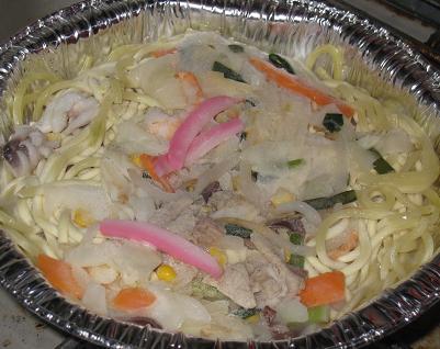 ちゃんぽん(冷凍食品)