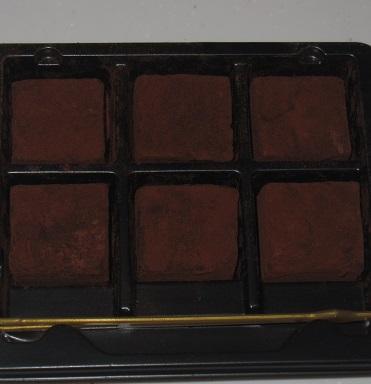 ピュア生チョコレート