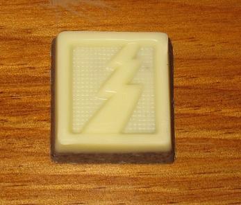 ちびサンダー(ホワイトチョコ味)