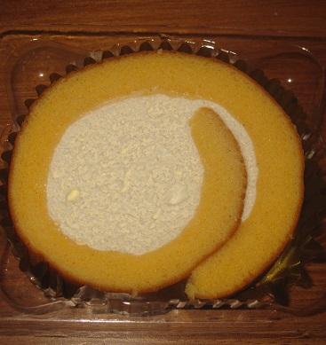 たっぷりクリーム至福のロールケーキ(クリーム増量)