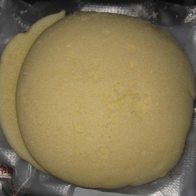 ふわふわスフレ(香ばしアーモンドクリーム)