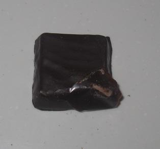 コールドストーンチョコレート(チェリーアーモンドチョコレート)
